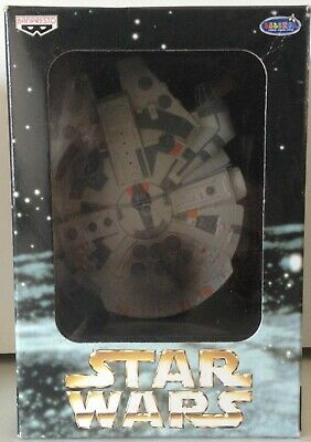 Star Wars Banpresto 1995 Japan Exclusive Remote Control Millennium Falcon