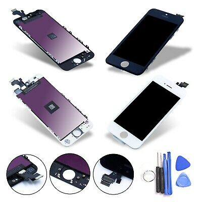 LCD Full Assembly Lens Touch Screen Digitizer Replacement for iPhone 5S
