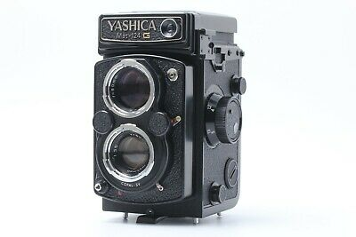 """N.MINT"" YASHICA MAT 124 G 6x6 TLR Medium Format JAPAN #200074"