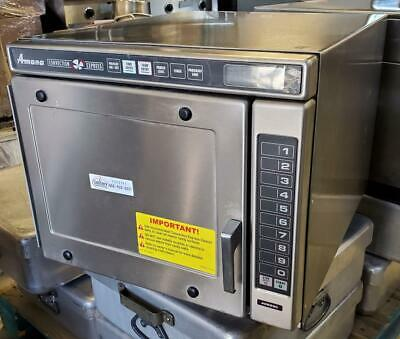 Amana Ace230 Convection Express Commercial Combination Oven Microwave ! Cn