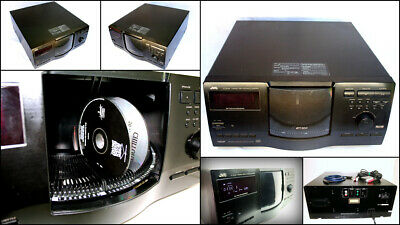 JVC XL-MC334 200 Disc Automatic CD Changer Player (Made in Japan)