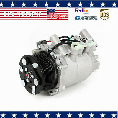 New A//C AC Compressor Kit Fits 2009-2014 Acura TSX 2.4L only