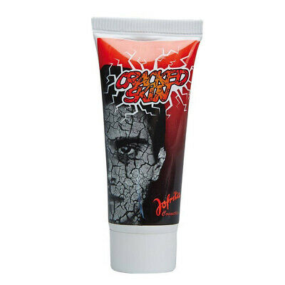 Antica pelle Trucco Halloween Pieghe Make Up Set Horrorhaut Zombie Spirito Hexe