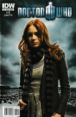 Doctor Who: Volume 2 #7 July 2011 Comic Book (IDW / Lee Smith)