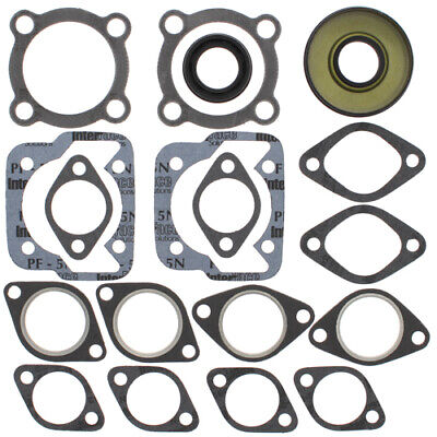 Complete Gasket Kit with Oil Seals For Honda TRX300FW Fourtrax 4x4 88-2000 300cc