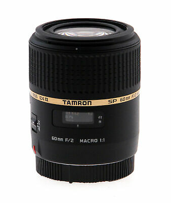 Tamron SP AF 60mm f/2.0 Di II Macro Lens - Canon Mount (Open Box)