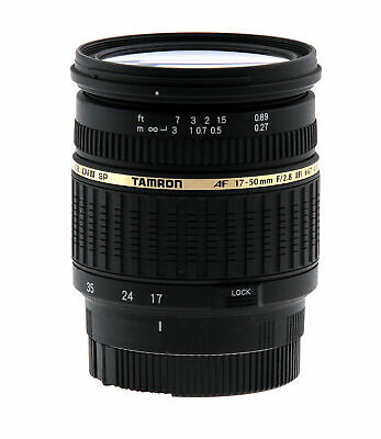 Tamron 17-50mm f2.8 XR Di II LD IF Autofocus Lens - Sony Mount (Open Box)