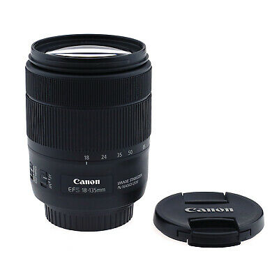Canon EF-S 18-135mm f/3.5-5.6 IS USM Lens (Used)