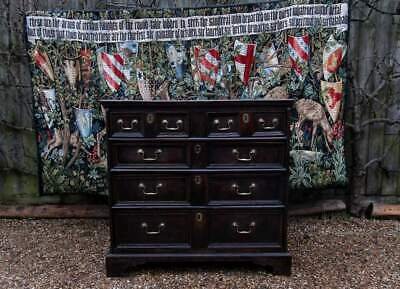 A Late 17th/Early 18th Century Chest of Drawers. English,Oak.