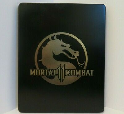 Mortal Kombat 11 Steelbook (NO GAME) - PS4/ Xbox One *Pre Owned*