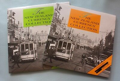 New Zealand Currency Collection 8 Coins in Presentation Folder
