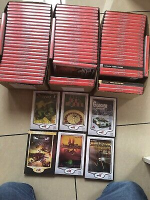 Job Lot Of 75 Grabit Pc Games All New And Sealed