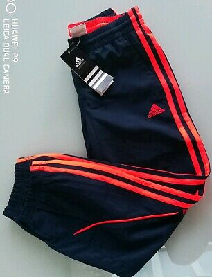 NEW boys 7-8 years ADIDAS trousers joggers sport RRP 28