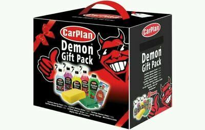 CarPlan Demon Car Cleaning Gift Pack Lowest Price!! **BRAND NEW**