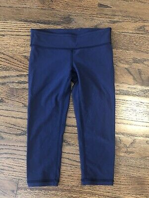 Ivivva by Lululemon Leggings, Girls Size 7 EUC Fast Ship 1202