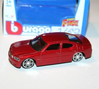 Dodge Charger R//T 2006 Inferno Red 950000 Norev 1:43 New in a box!