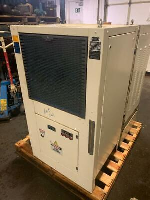 BKW WRK10/ZR34-CH2 Refrigerated Cooling Water Chiller 400/460V, 3500 l/min, 2003