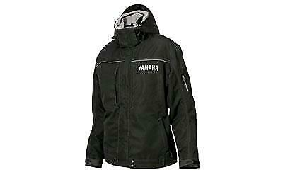 NEW YAMAHA X-COUNTRY WINTER SNOWMOBILE JACKET GREY MEN SMB-13JXC-GY-MD MEDIUM