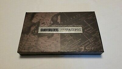 Band of Brothers / The Pacific Blu-ray Special Edition 13-disk Gift Set (2011)
