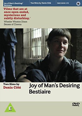Joy Of Man`S Desiring DVD NUEVO