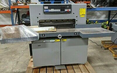 """Challenge 305 MPC 30"""" Programmable Paper Cutter"""