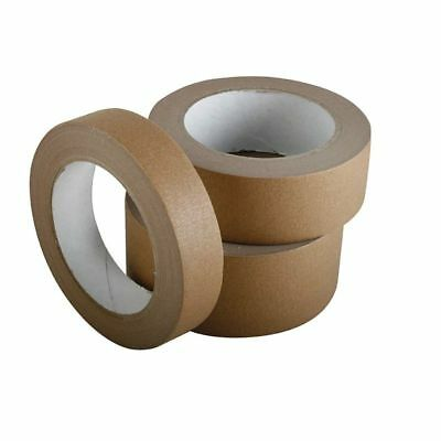 Picture Framing Self Adhesive Brown Professional Frame Backing Tape 50m x 50m