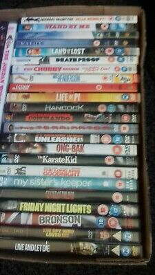 REDUCED!.Dvd BARGAIN Shop!..400+ 90P OR LESS!..classics etc!..CLEAROUT!....VGC !