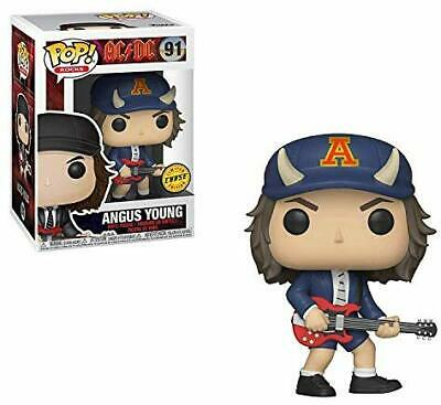 Funko Pop Rocks AC  DC - Angus Young Devil Hat Chase Exclusive 91