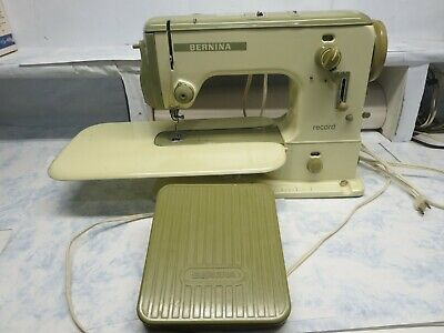 Gently Used Bernina Record 530-2 Electric Sewing Machine