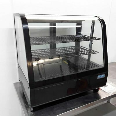 Commercial Display Fridge Glass Chiller Cake Cabinet Polar CC611