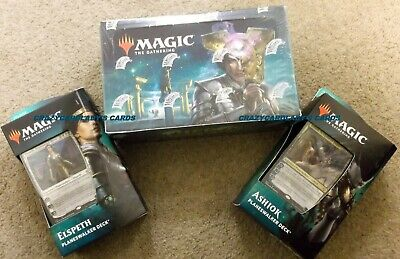 Magic The Gathering Theros Beyond Death Booster Box & Planeswalker Deck Set