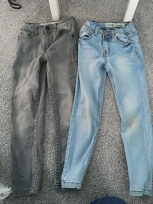 Boys jeans age 6-7 years
