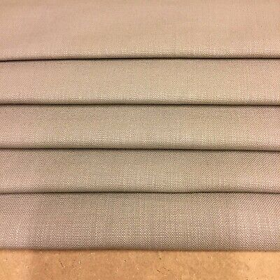 Linen Putty Roman Blind Made To Measure By Porter & Stone Safety Pull Mtm