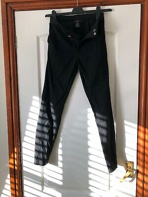 boys black school trousers age 13 Slim Fit From Next (4 Pairs)