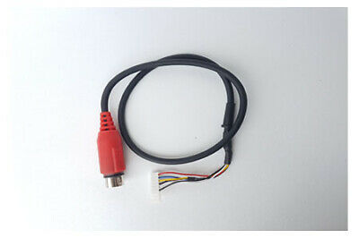 Autocom Part 2430 System side of 2 Part power lead  with red plug