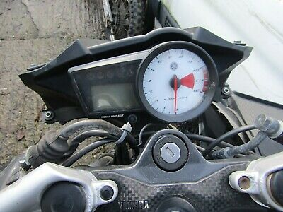 YAMAHA YZF125 R 2008 - 2014 CLOCKS / SPEEDOMETER all parts available
