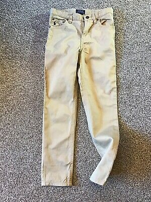 Boys polo Ralph Lauren Polo Trousers Chinos Age 7 used