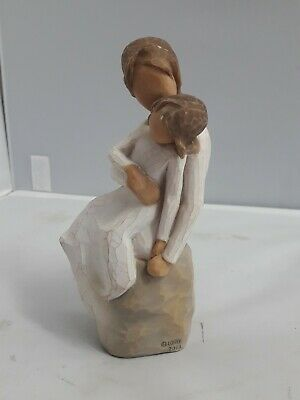 Willow Tree Mother And Daughter Figurine Demdaco 2013 Susan Lordi 15/1