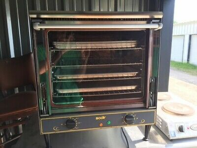 Equipex Convection Oven Model SodirFC60 1/2 Countertop Size
