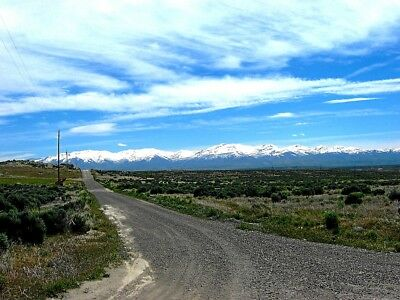 Rare! 2.27 Acre Elko Nevada Lot W Power & Ez Access~Surveyed!  Cash~No Reserve!