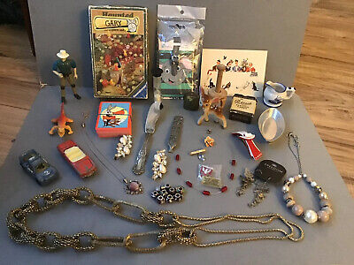 Job Lot Vintage Collectables/Curios For Car Boot/Resale