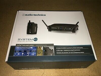 Open Box Audio-Technica ATW-1101/L Wireless Lavalier Microphone System