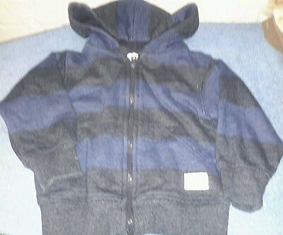 Duck and dodge boy's hooded top aged 2 yrs