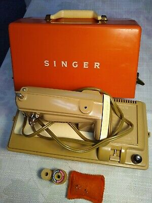 Vintage Singer Sew Handy Electric Sewing Machine