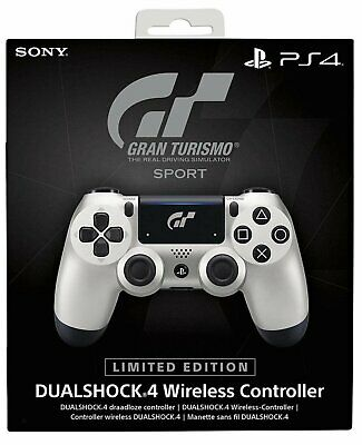 Sony PS4 Dualshock Wireless V2 Controller New Top [Limited Edition Gran Turismo]