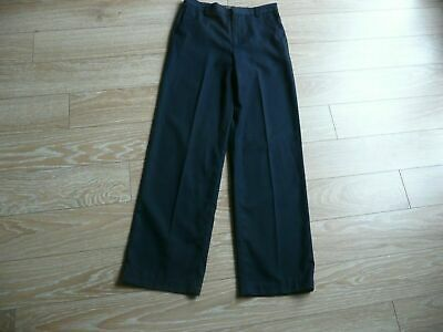 Boys Trousers - Black - Age 11 yrs - St George by Duffer