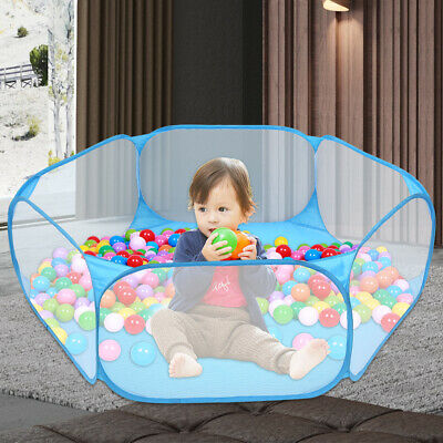 Children Kids Safety Play Pen Fence Playpen Baby Safety Pool Game Toddler Craw