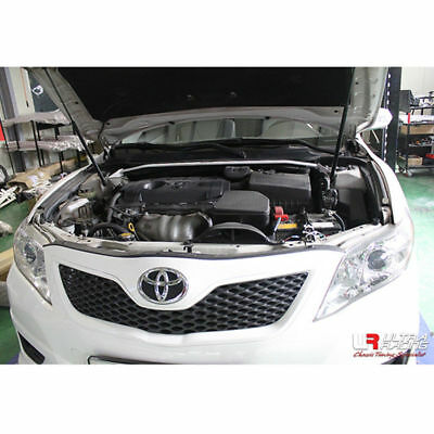 Details about  /TOYOTA CAMRY XV-50 2.5 /'12 US 2WD 2.5 /'13 ULTRA RACING FRONT STRUT BAR 2PTS