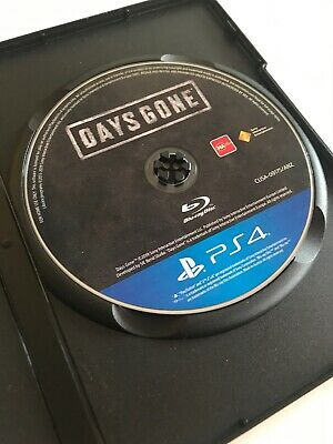 Days Gone- PS4 PlayStation 4 - Perfect Condition Like NEW
