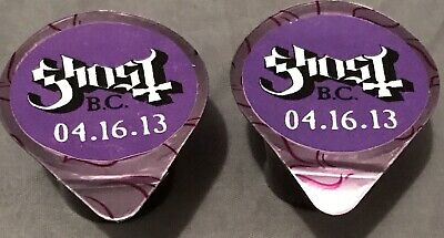 GHOST BC Infestissumam PROMO Blood Cups (2) Papa Emeritus II NAMELESS GHOULS